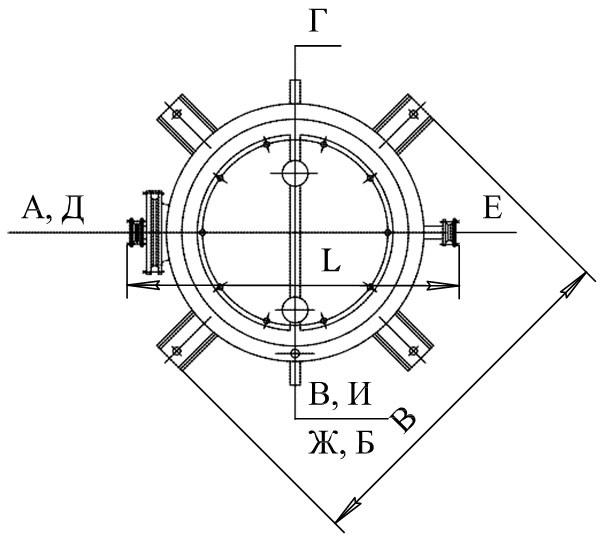 Эмалированные теплообменники Кожухотрубный испаритель Alfa Laval DXD 47 Черкесск