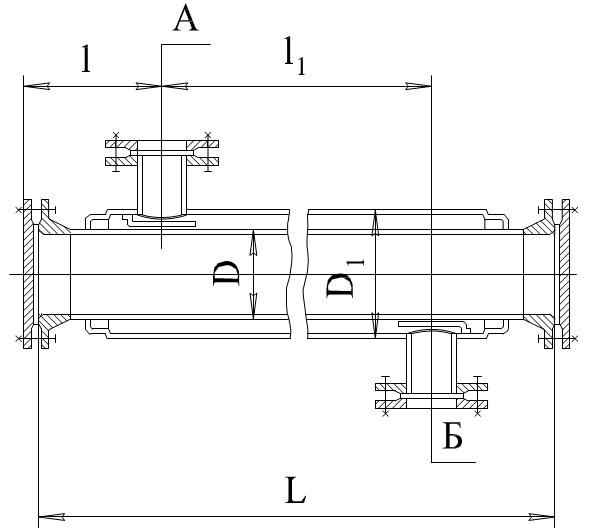 Теплообменники эмалированные типа «Труба в Трубе»